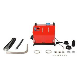 New 12v 5kw Diesel Air Heater Car Outdoor Parking Heater For Boat Trailers Truck