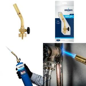 Pencil Flame Brass Torch