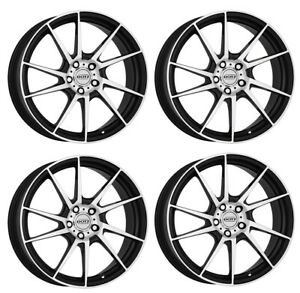 4 Dotz Kendo Wheels 8 0jx18 5x108 For Ford C max Focus Kuga Mondeo Tourneo Conne