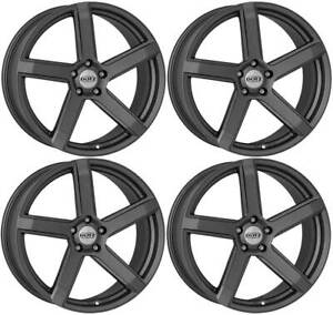 4 Dotz Cp5 Wheels 8 0jx17 5x108 For Ford C max Focus Kuga Mondeo Tourneo Connect