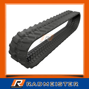 Case Cx36 Rubber Track 350x52 5x88