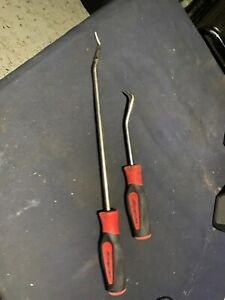 Snap On X2 Instinct Used Large Hook Pick Set Radiator