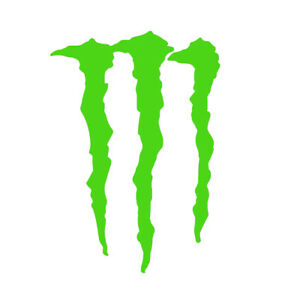 Monster M Vinyl Decal Sticker Cars Atvs Mx Boats Truck Racing