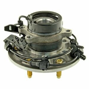 Ac Delco 515111 Acdelco Advantage Front Passenger Side Wheel Hub And Bearing