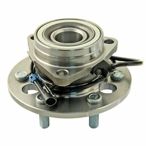 Ac Delco 515024 Acdelco Advantage Front Wheel Hub And Bearing Assembly With