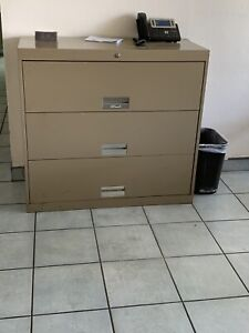 Used Office Furniture Filing Cabinet