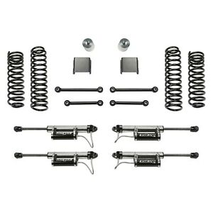 For Jeep Gladiator 20 Fabtech 3 Sport Ii Front Rear Suspension Lift Kit