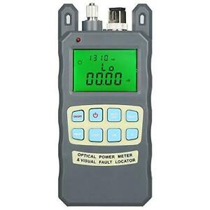 Egomall Fiber Optic Cable Tester Visual Fault Locator Portable Optical Power