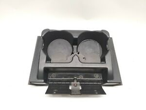 02 03 04 05 Ford Explorer Mercury Mountaineer Rear Center Console Cup Holder Oem
