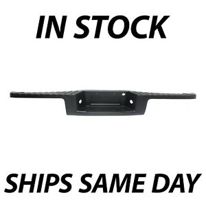 New Textured Black Rear Bumper Step Pad For 2009 2014 Ford F 150 Pickup 09 14
