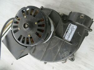 Fasco 7062 3593 Furnace Draft Inducer Blower Motor Assembly