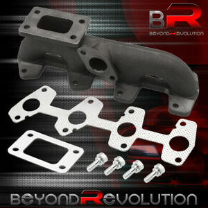 For 95 02 Cavalier S10 T3t4 Cast Iron Engine Motor Turbo Exhaust Header Manifold