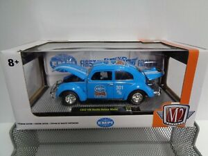 M2 Machines 1 24 Scale 1952 Vw Beetle Deluxe Model Empi Chase