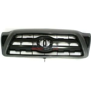 New Grille Fits 2005 2011 Toyota Tacoma 5310004350 4 door