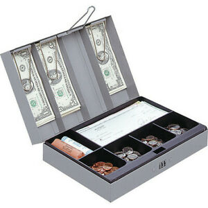 Sparco Products Spr15508 Sparco Products Cash Box