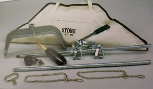 Stone Calf Puller Double Ratch A Pull Kit 33125 Ob Birthing