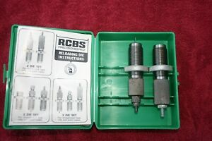 Used RCBS Reloading Die Set 6MM Remington in box #11501 $30.00