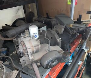 1971 Cony Wide 360 Micro Truck Engine Trans And Clutch