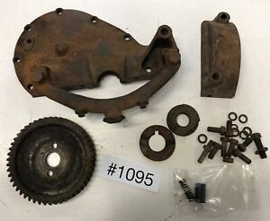 Ford Model A Timing Gear Cover Motor Mount For Repair Side Cover 1095