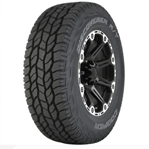 4 New Cooper Discoverer All Terrain 265 75r16 116t 5 Rib A T All Season Tires