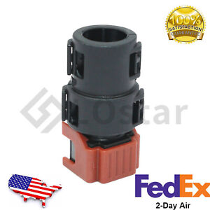 Fuel Filter Return Line Connector Fits 2017 Ford Powerstroke 6 7l Hc3z 9a564 A