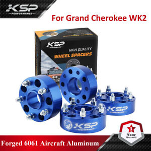 4pcs 1 5 5x5 Wheel Spacers With Hubcentric For Jl Wk2 Jt Cherokee Wk2 Durango