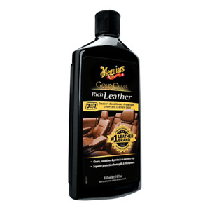 Meguiars G7214 Leather Cleaner Conditioner