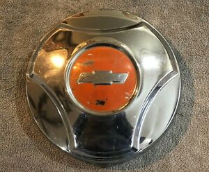 1964 65 Chevrolet C10 Pickup Chrome Dog Dish Hubcap
