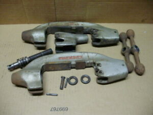 Ridgid 42390 Pipe Cutter For 535 Threading Machine Parts Lot