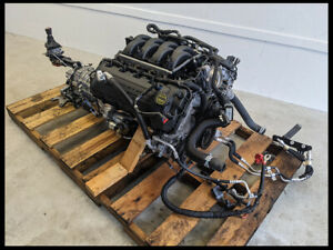 2015 2021 Ford Mustang Shelby Gt350 Voodoo 5 2l Engine 6 Spd Tremec Trans Kit