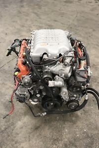 2016 Dodge Charger Challenger Hellcat 6 2 Supercharged Engine 8hp90 Trans 23k