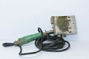 Mcelroy Pipe Fusion Iron Plate Heater 800w 120v Used Ref 104