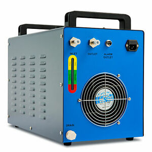 Industrial Water Chiller For 50w 60w 80w 100w Laser Engraving Cutting Machines