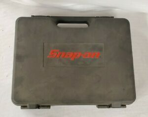 Snap On Case And Manual Cordless Screwdriver Hard Plastic Case Cts561cl