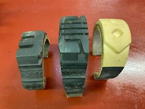 Vintage Model A Model T Era Car Dealership Rubber Tire Sales Display Sample Lot