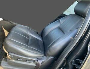 Driver Front Seat Bucket Bench Black Leather Opt A95 12 14 Suburban 1500 1058330