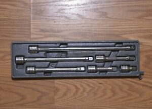Snap On 3 8 Torque Wrench Extension 6 Piece Set Fxk11 Fxk8 Fxk6 Fxk4 Fxk3 Fxk1