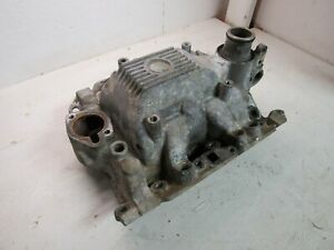 84 85 Buick Turbo Regal Grand National T type 3 8l V6 Intake Manifold