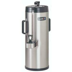 Fetco Tpd 15 Luxus Stainless Steel 1 5 Gallon Coffee Dispenser New
