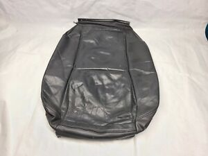 03 09 Volvo Xc90 Front Seat Bottom Cover Passenger Right Rh Leather Black