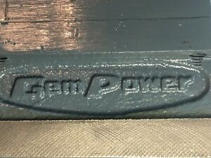 Gem Power Right Angle Attachment Bridgeport Or Equivalent