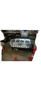 Chevy New 383 Stroker With New Aluminum Heads Crate Engine Motor