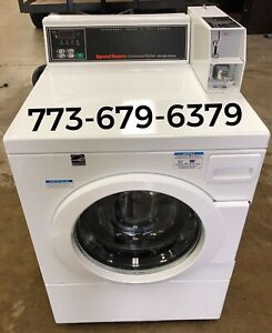 Speed Queen Commercial Washer Coin Operated
