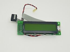 Thermo Spectronic Genesys 20 Spectrophotometer Replacement Display Ew10198ymy