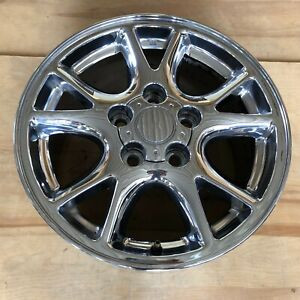 2000 2002 Chevy Camaro Chrome Wheel Rim Factory Original 16x8 Oem 5089 W Cap