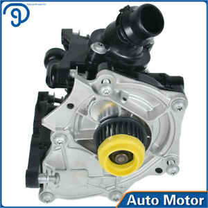 New Water Pump And Thermostat For Vw Beetle Jetta Passat Tiguan A3