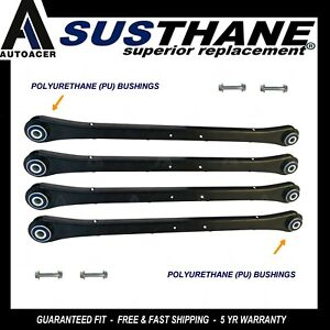 4 Pc Kit Rear Upper Lower Wishbone Control Arm Arms For Mini Cooper Suspension