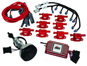 Msd Ignition Points To Electronic Conversion Kit 60152