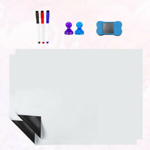 1 Set Magnetic White Board Prime Durable High Quality Dry Erase Board For Home