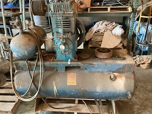 Qunicy 370 Compressor 50 Cfm No Motor Included